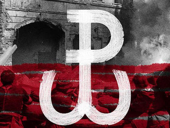 1 sierpnia- rocznica wybuchu powstania warszawskiego
