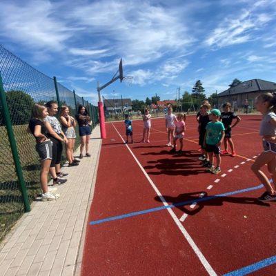 Zajęcia sportowe na wakacjach z OKGL