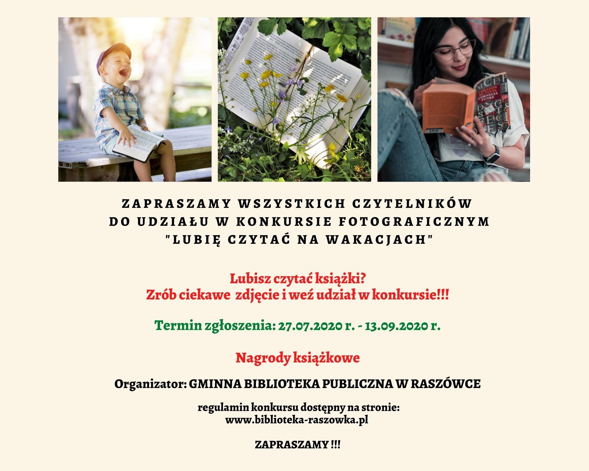 Fotka z książką