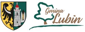 Herb i logo Gminy Lubin