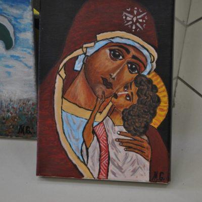 Obraz Matki Bożej Czułej