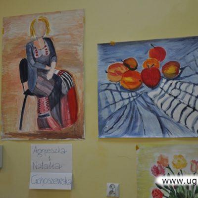 Obraz Agnieszki i Natalii Cichoszewskiej