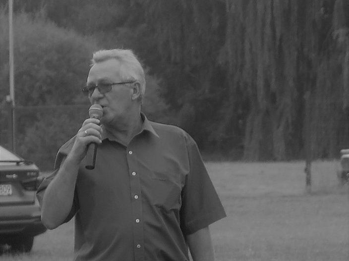 Ryszard Bubnowski wieloletni sołtys Szklar Górnych