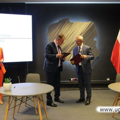 Porozumienie w sprawie rozwoju sieci szerokopasmowych
