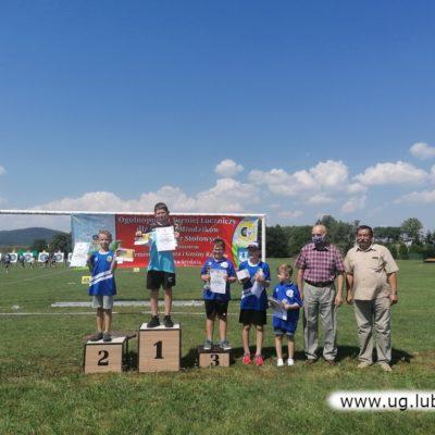 Łucznicy na podium na Ogólnopolskim Turnieju Łuczniczym o Puchar gór Stołowych Dzieci i Młodzików