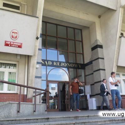 Sąd rejonowy w Lubinie