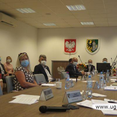Udzielenie wotum zaufania dla wójta Tadeusza Kielana