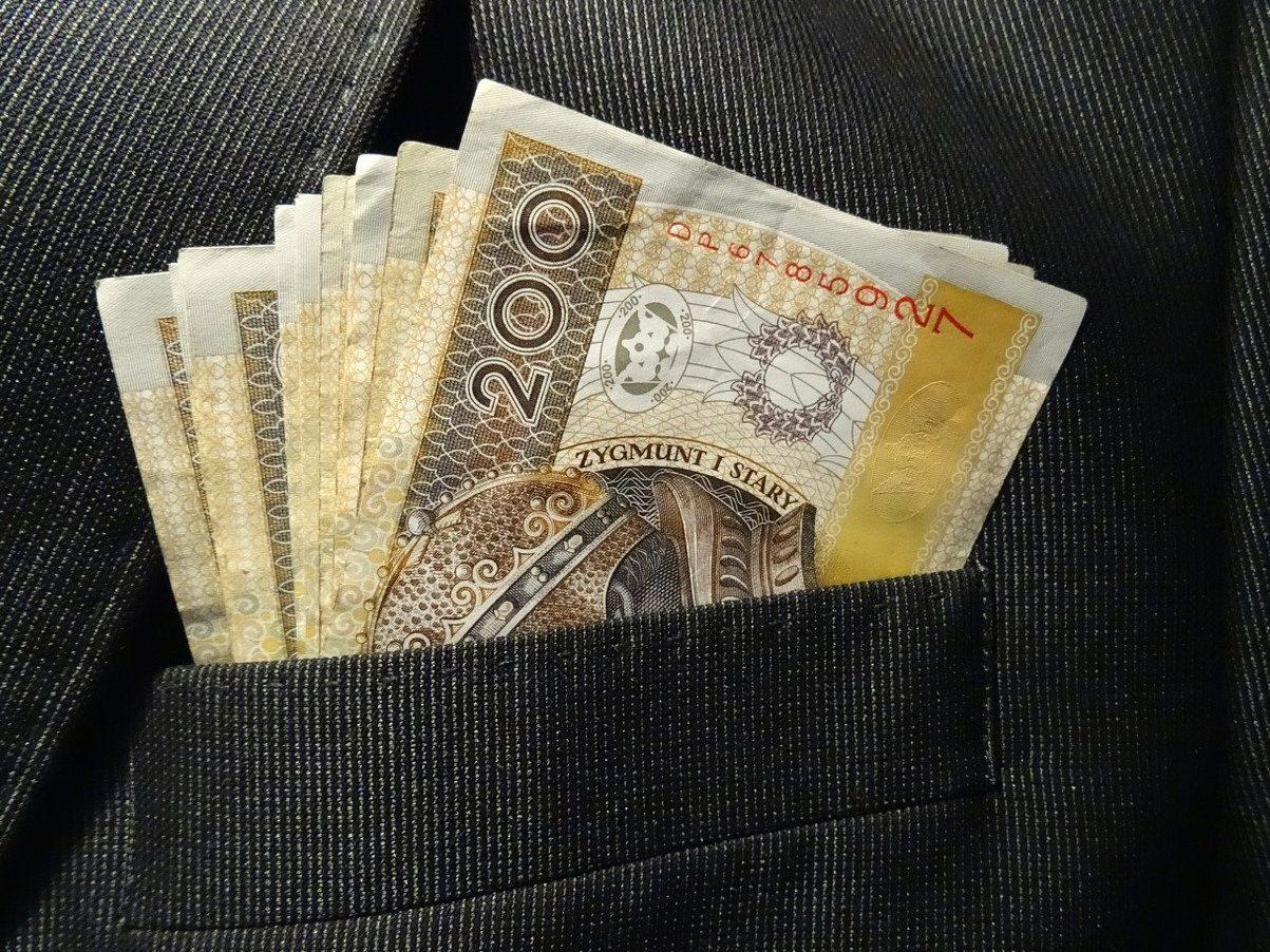 Pieniądze dla mieszkańców