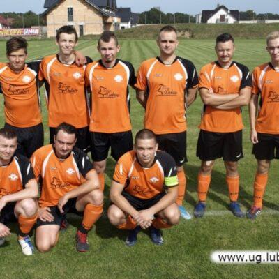 Fortuna Obora- pozująca drużyna