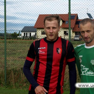 Dwaj najlepsi zawodnicy rozegranych derbów.