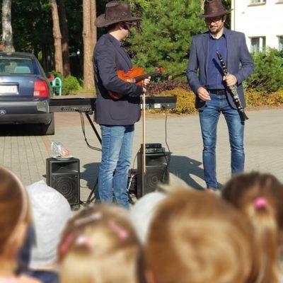 Animatorzy na dniu przedszkolaka