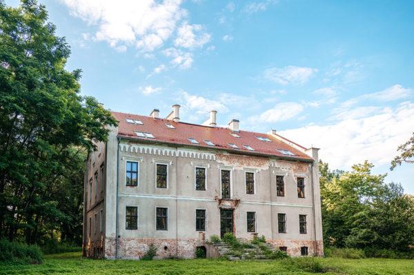 Pałac w Liścu