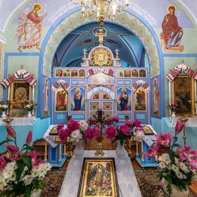 Ołtarz kościoła prawosławnego