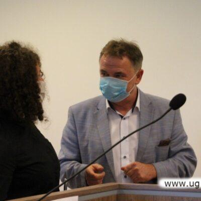 Wójt Tadeusz Kielan