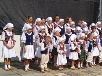 zespoły kultywujące tradycje łemkowskie