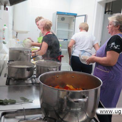 Gotowanie w garnkach