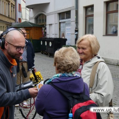 Wywiad z seniorami