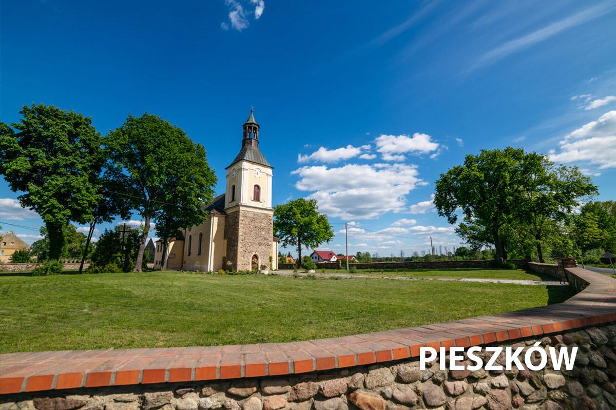 Kościół w Pieszkowie