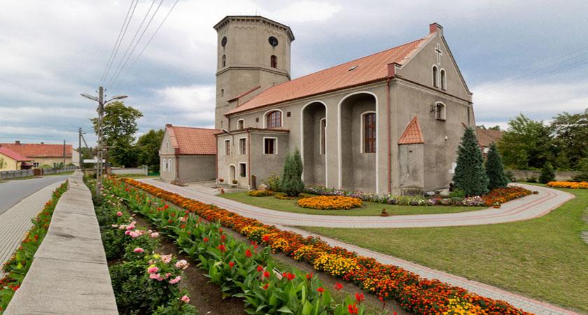 Kościół w Chróstniku