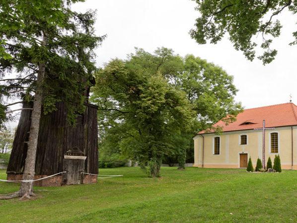 Kościół filialny w Czerńcu