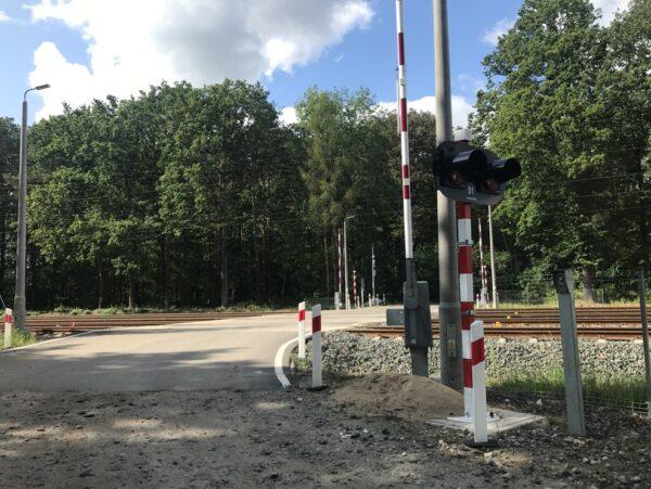 Przejazd przeszedł gruntowny remont w 2019 r. podczas modernizacji linii kolejowej Legnica - Rudna Gwizdanów.