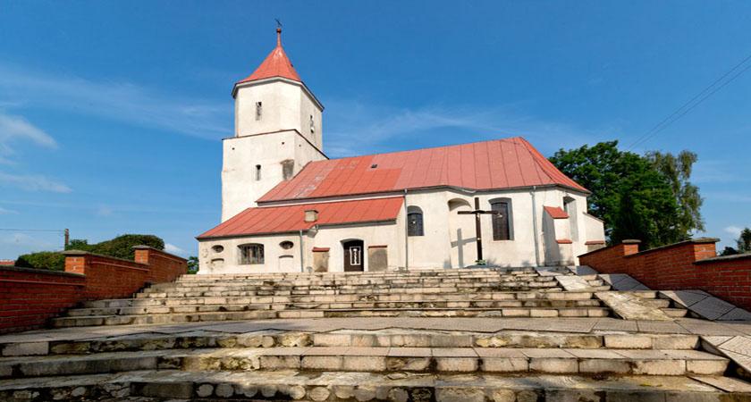 Kościół filialny w Górzycy