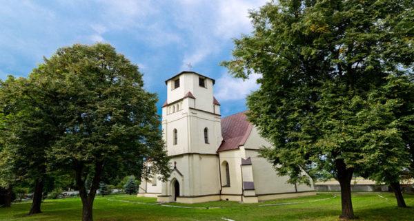 Kościół filialny pw. św. Antoniego Padewskiego
