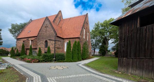 Kościół parafialny w Siedlcach