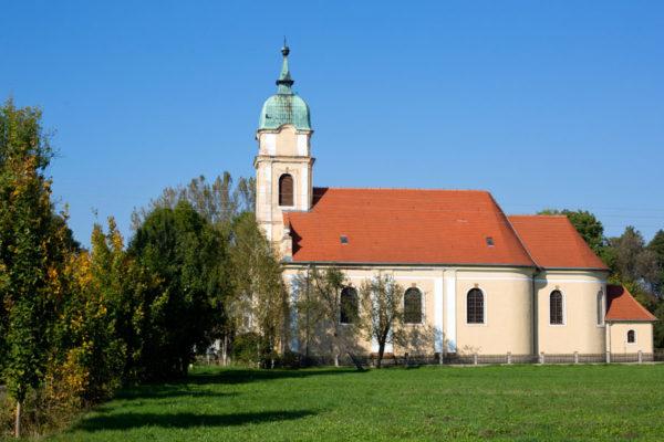 Kościół parafialny w Zimnej Wodzie