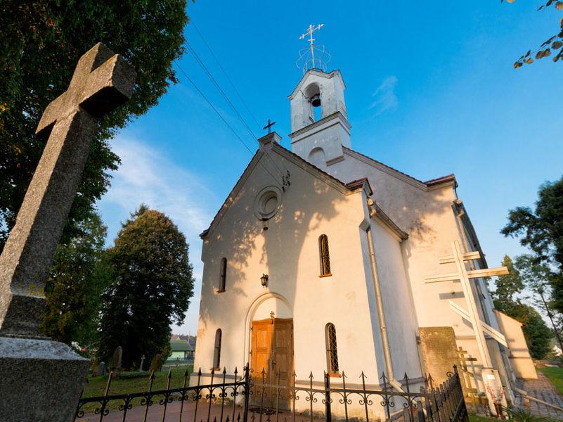 Kościół parafialny Prawosławny pw. Zaśnięcia Przenajświętszej Bogurodzicy