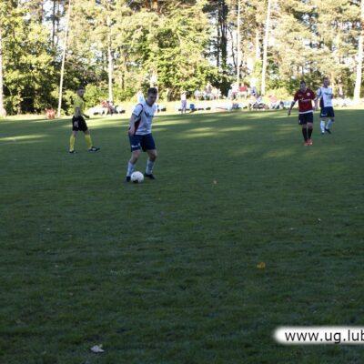 W koncówce meczu padły dwa gole, dając remisowy wynik.