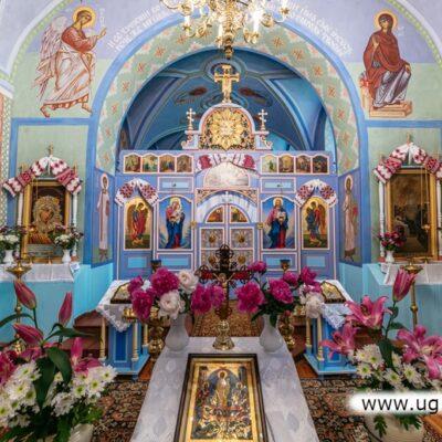 Cerkiew pw. Zaśnięcia Bogurodzicy Zimna Woda