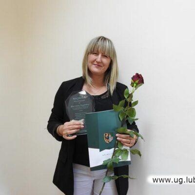 Anna Rogalska - SP w Siedlcach