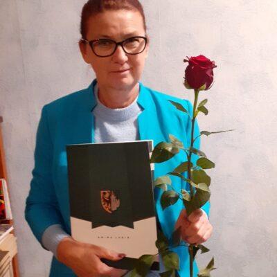 Dorota Kusio- SP Niemstów