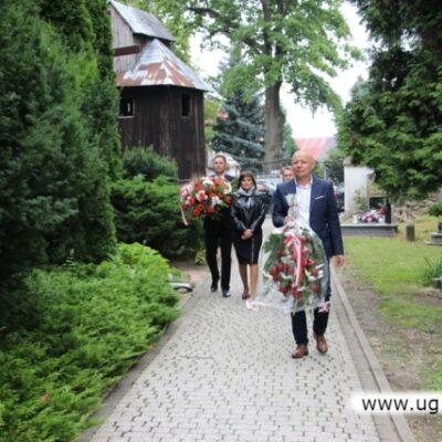 Gmina Lubin uczciła kolejną rocznicę wybuchu II wojny światowej