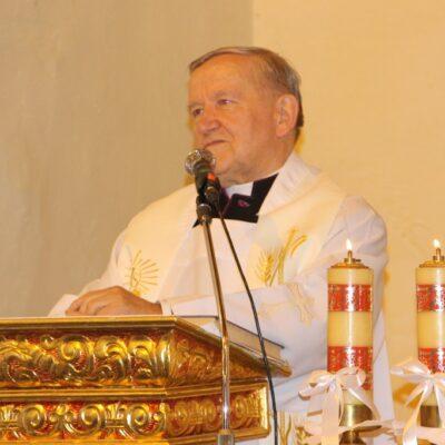 Ksiądz Kazimierz Rapacz