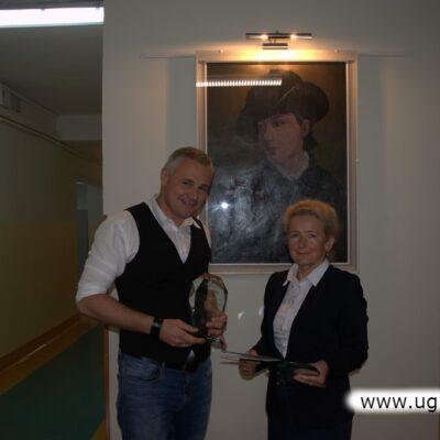 Mateusz Marciniak - SP w Krzeczynie Wielkim