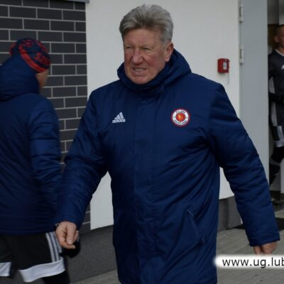 Trener Unii Andrzej Turkowski może być zadowolony z sezonu.