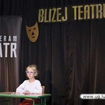 Natalia Koza opowiadała o Janku Nieuku autorstwa Władysława Bełzy