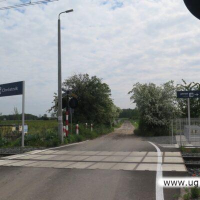 Będzie to łatwy dojazd do stacji kolejowej.
