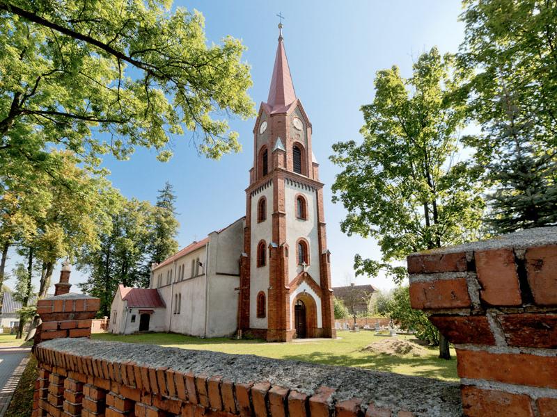 Kościół filialny pw. Niepokalanego Poczęcia NMP w Raszowej