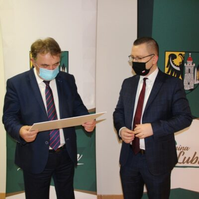 Tadeusz Kielan i Krzysztof Kubów.
