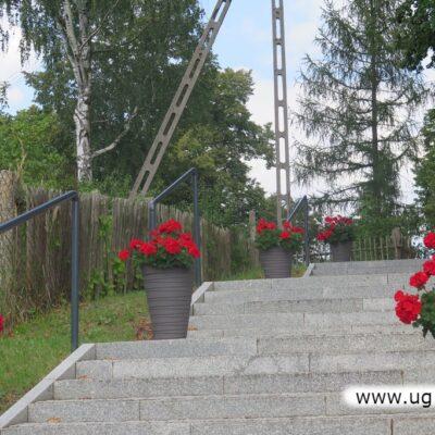 Wizytówka wsi Zimna Woda