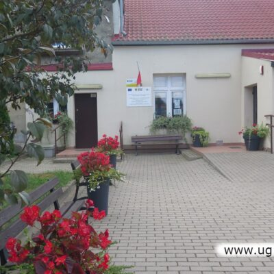 Wizytówka wsi Kłopotów