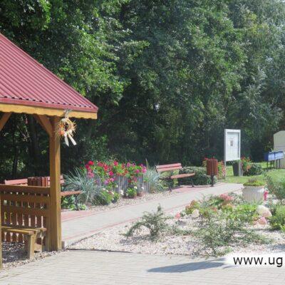 Wizytówka wsi Ustronie