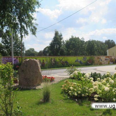 Wizytówka wsi Składowice