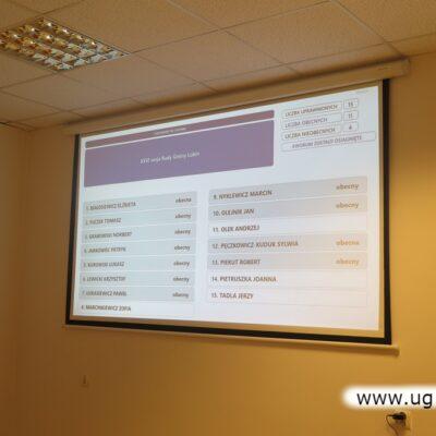Elektroniczne potwierdzanie obecności na sesji