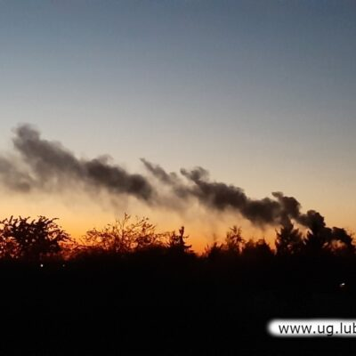 Zdjęcie zgłoszonej interwencji w Gogołowicach