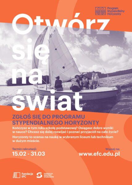 Fundacja-EFC_Plakat_Program-Horyzonty