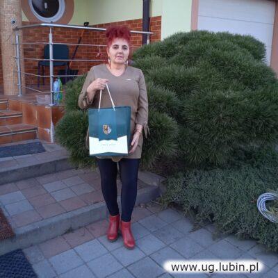 Lucyna Franczak - Sołtys Składowic